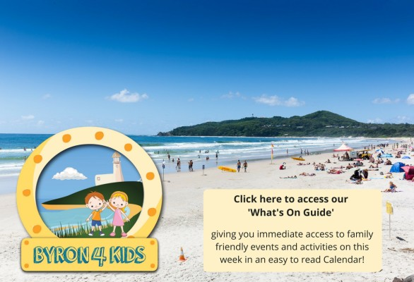 Click here to go straight to our 'What's On Guide' for family friendly events and activities