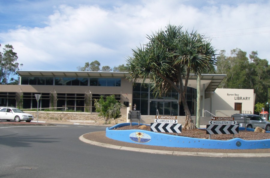Byron Bay Library