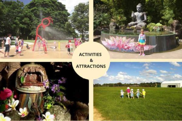 Activities and Attractions in Byron and Ballina Shires