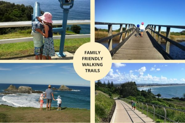 Family Friendly Walking Trails in Byron and Ballina Shires