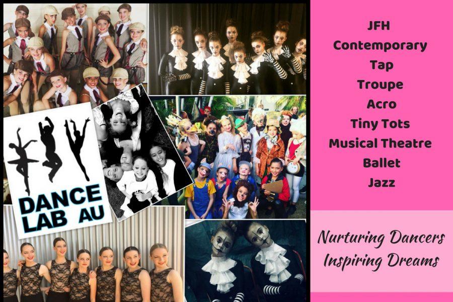 Dance Lab Au - Dance Performances