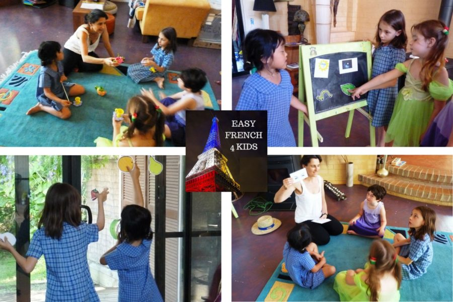 Easy French 4 Kids - Classes in Suffolk Park