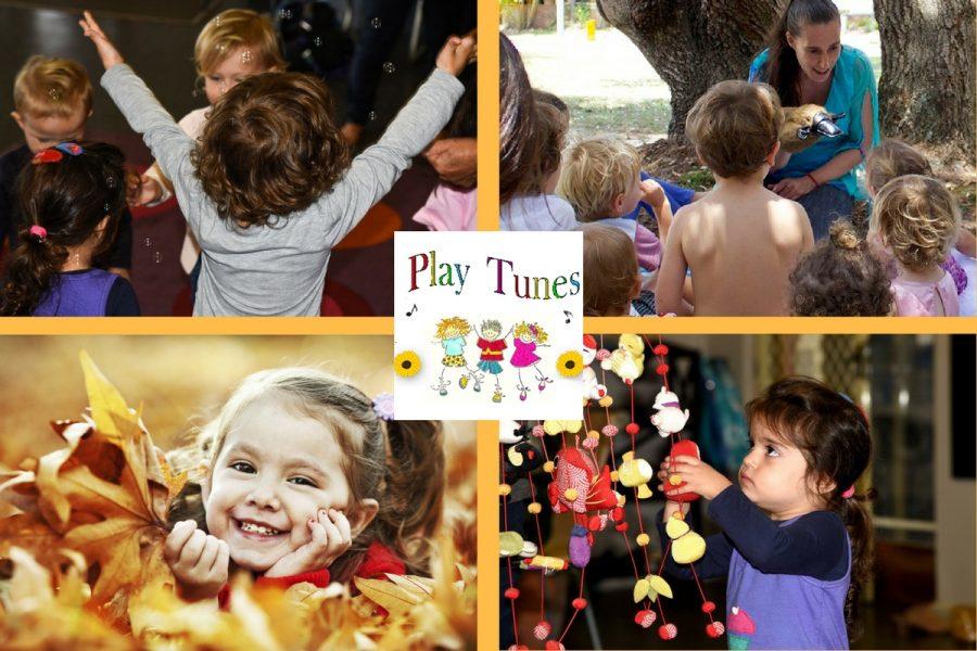Play Tunes - Singing and Dancing Fun!