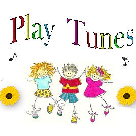 Play Tunes - Logo