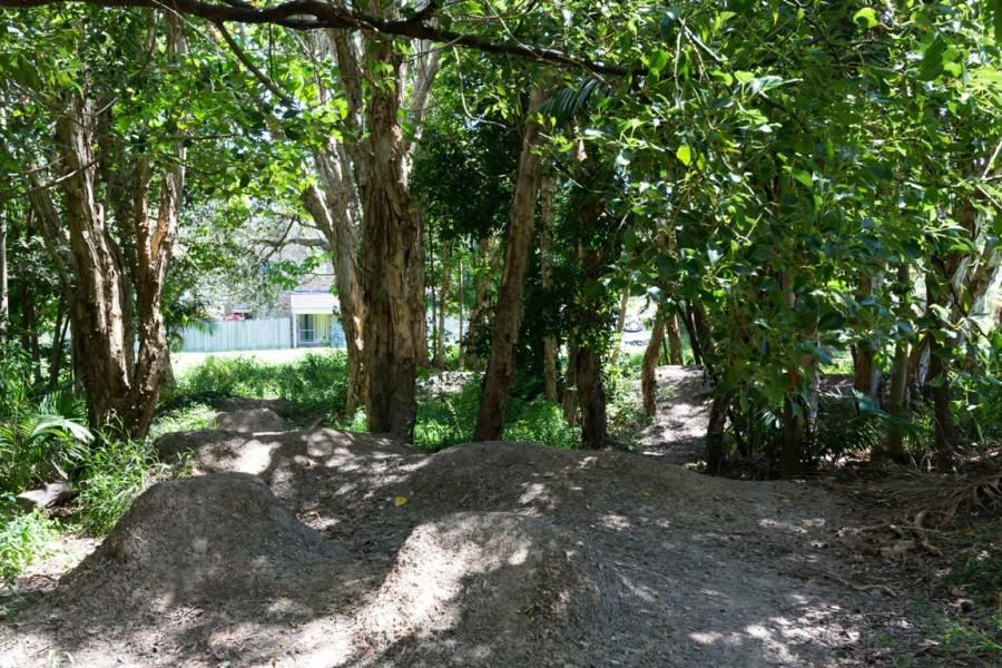 Bike Trail Shelley Drive Reserve, Byron Bay