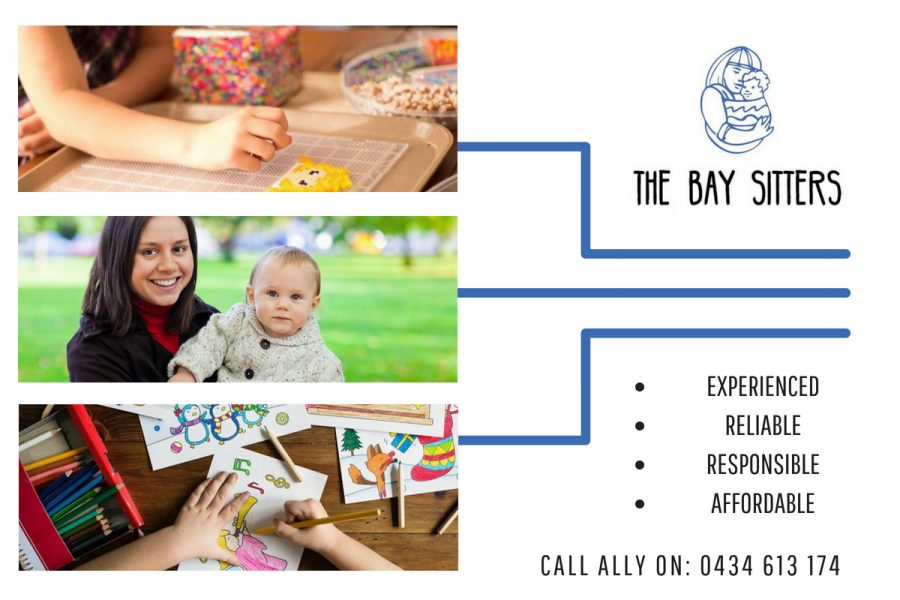 The Bay Sitters Babysitting Service, Byron Bay and surrounds