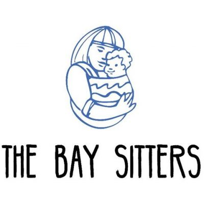 The Bay Sitters Babysitting Service Logo