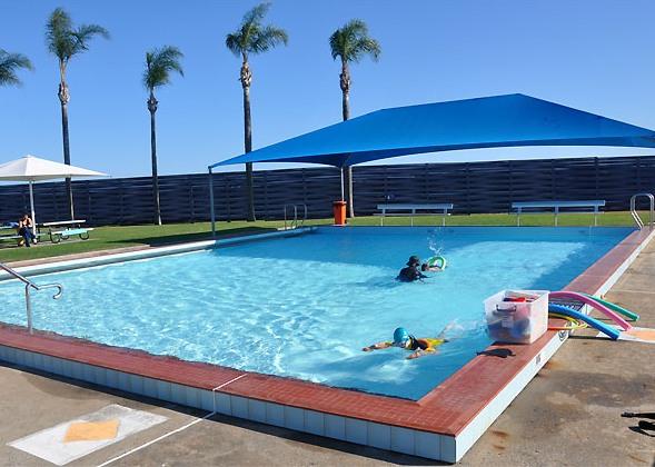 Ballina Pool and Waterslide - Learner Pool