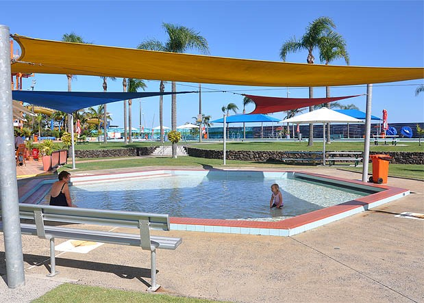 Ballina Pool and Waterslide - Toddler Pool