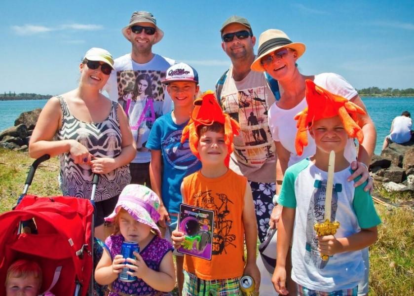 Ballina Prawn Festival - Family
