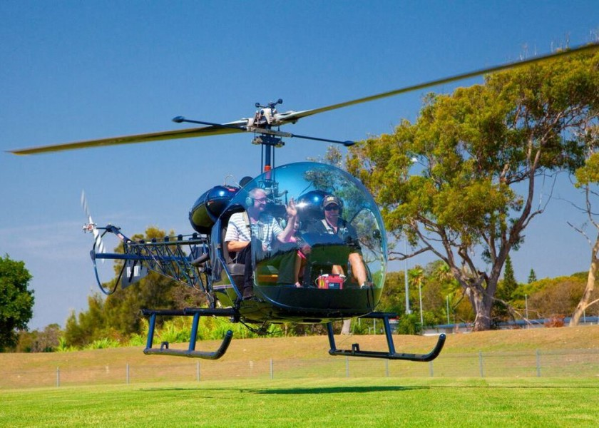 Ballina Prawn Festival - Air T&G Helicopter Rides