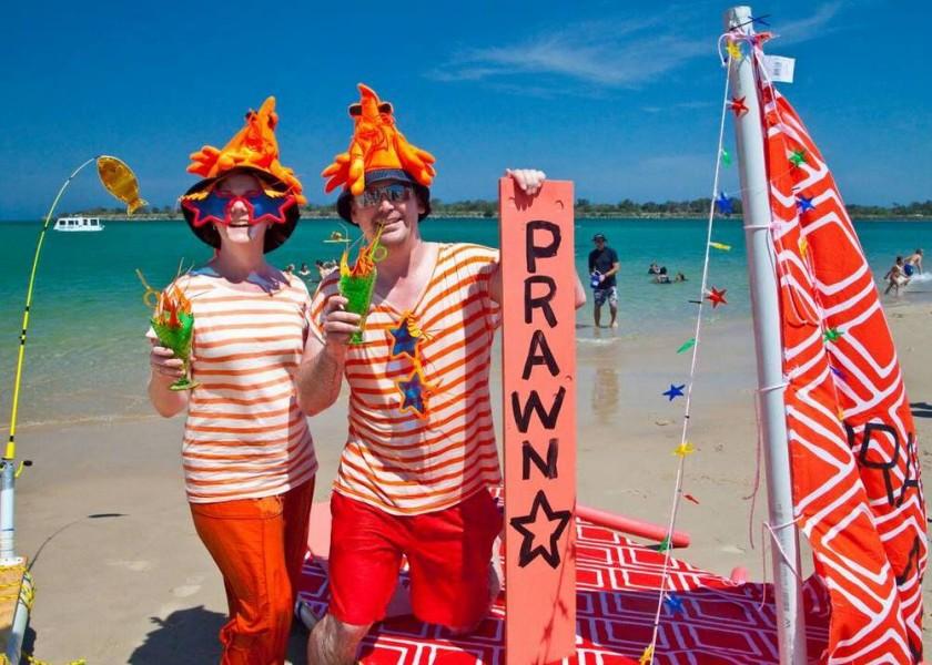 Ballina Prawn Festival - DIY Raft Build & Race