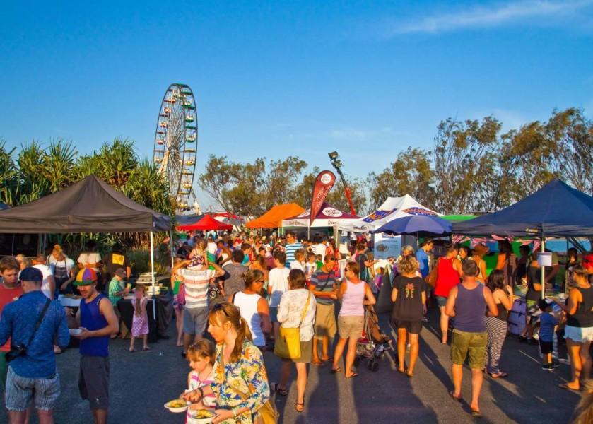 Ballina Prawn Festival - Eat Street