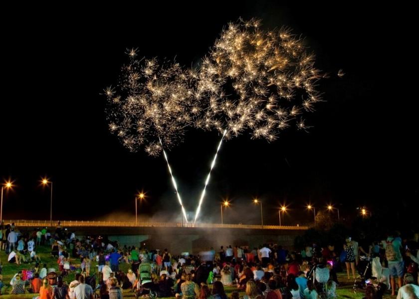 Ballina Prawn Festival - Firework Display