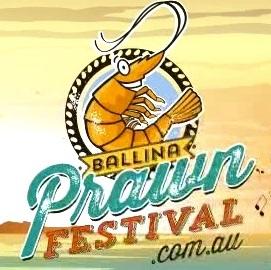 Ballina Prawn Festival Logo