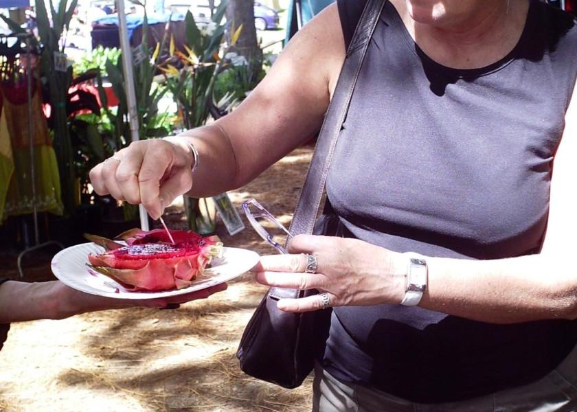 Bangalow Monthly Community Market