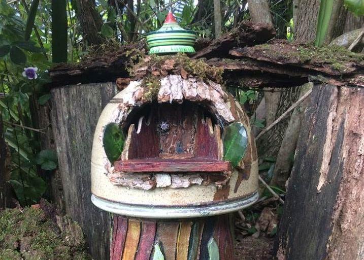 Brunswick Heads Fairy Trail House