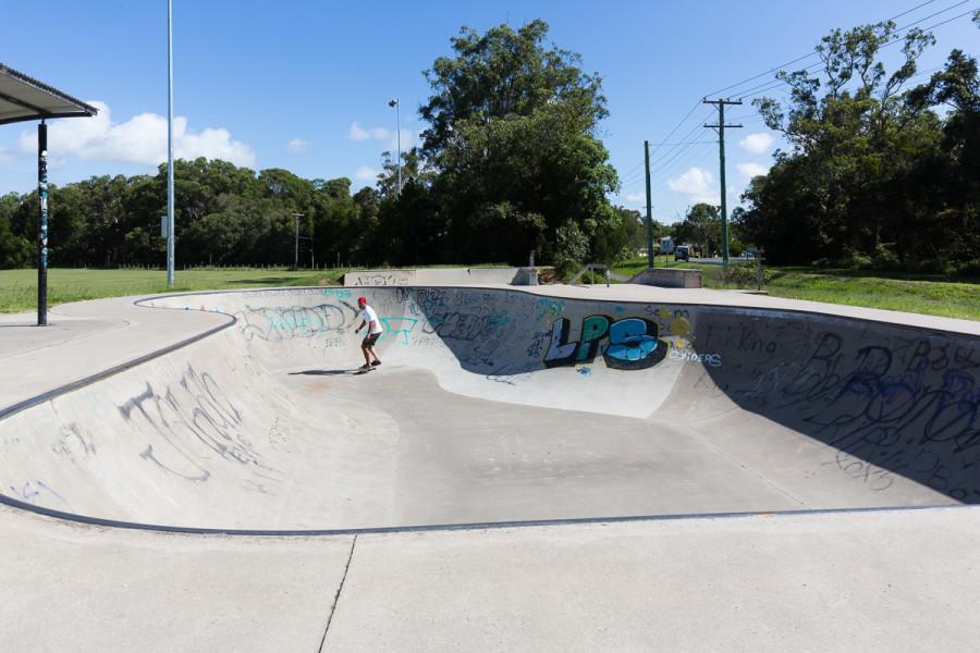 Brunswick Heads Skatepark