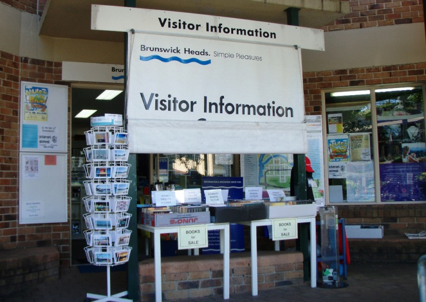 Brunswick Heads Visitor Information Centre
