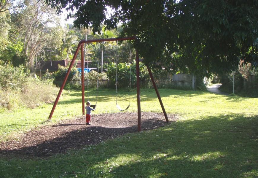 Bunya Place Playground, Suffolk Park