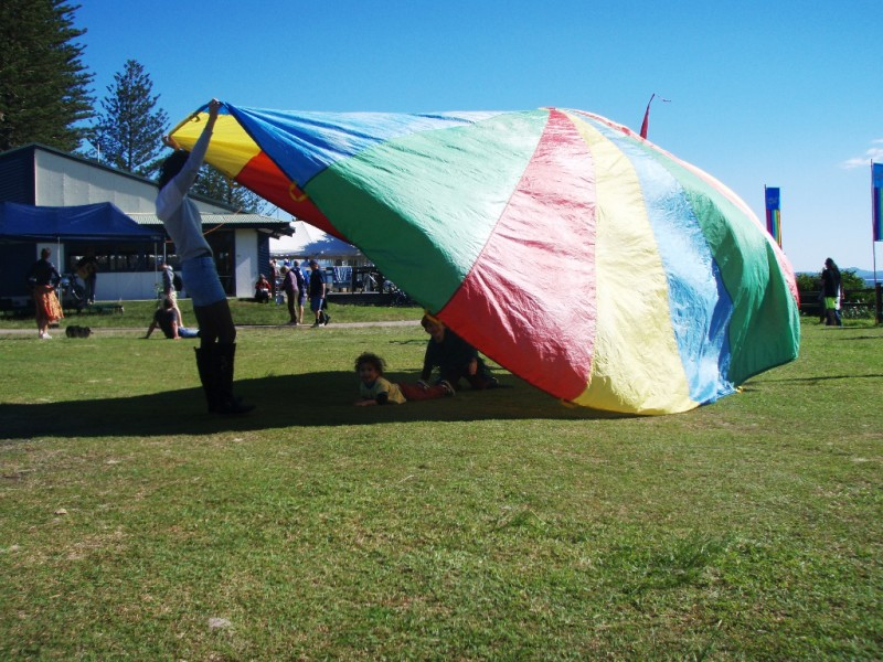 Byron Bay Beachside Market - Kids activities
