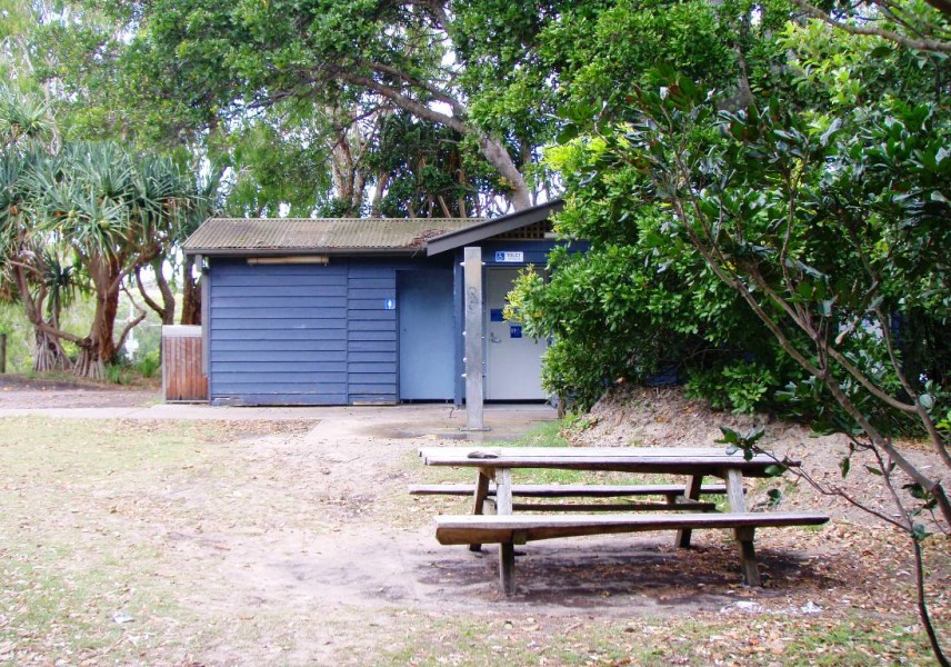 Clarkes Beach Amenities Block