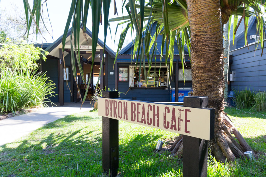 Byron Beach Cafe, Clarkes Beach, Byron Bay