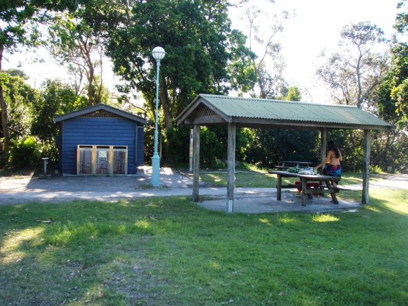 Clarkes Beach Park