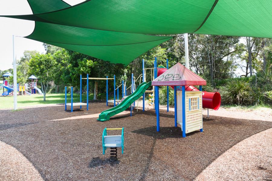 Jacaranda Drive Park, Byron Bay