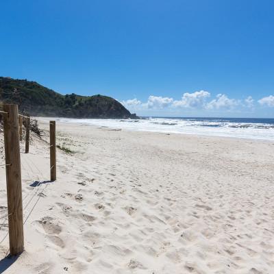 Cosy Corner, Tallow Beach, Byron Bay