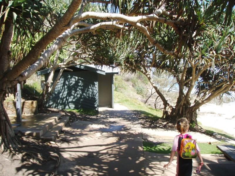 Amenities Block, Watgeos Beach, Byron Bay