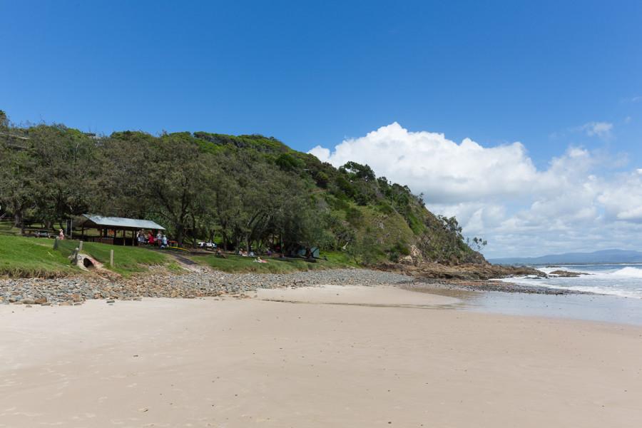 Watgeos Beach, Byron Bay
