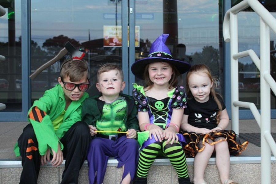 Cherry Street Sports - Kids Halloween Fun!