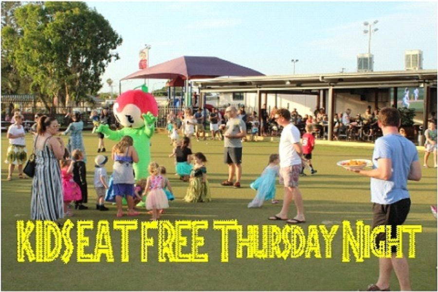 Cherry Street Sports - Kids Eat Free on Thursday!