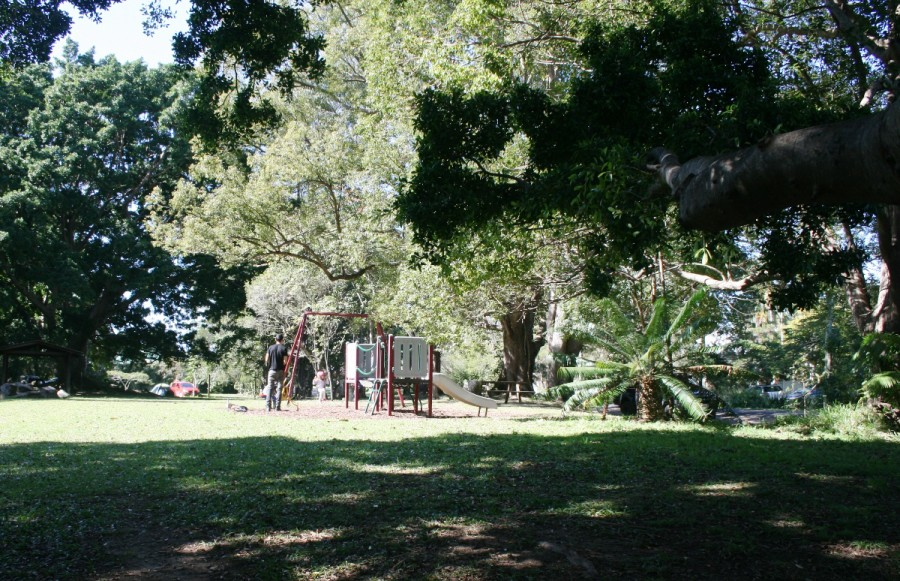 Heritage Park Walking Trail, Mullumbimby