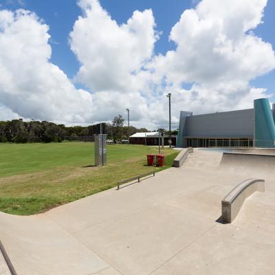 Lennox Head Skate Park