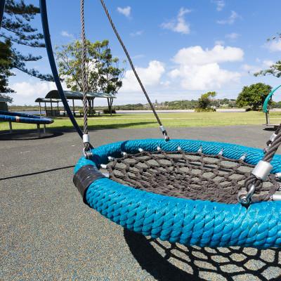 Meldrum Park Net Swing