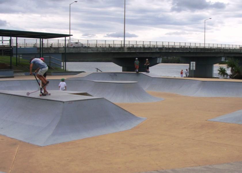 Ballina Skatepark