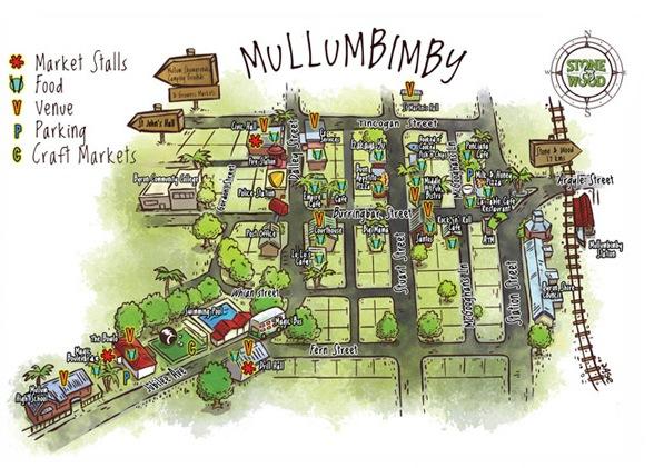 Mullum Music Festival - Venue Guide