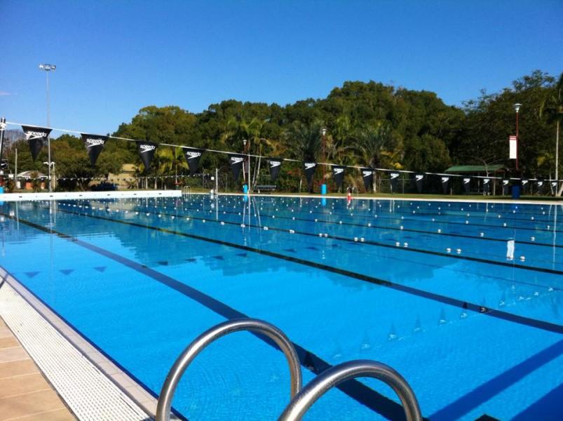 Petria Thomas Swimming Pool - Mullumbimby