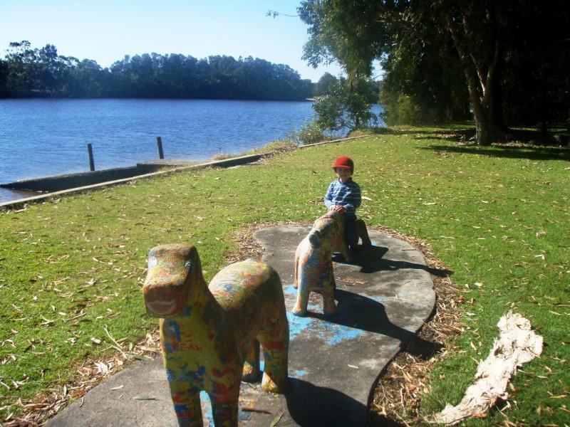 Prospect Lake Park, East Ballina