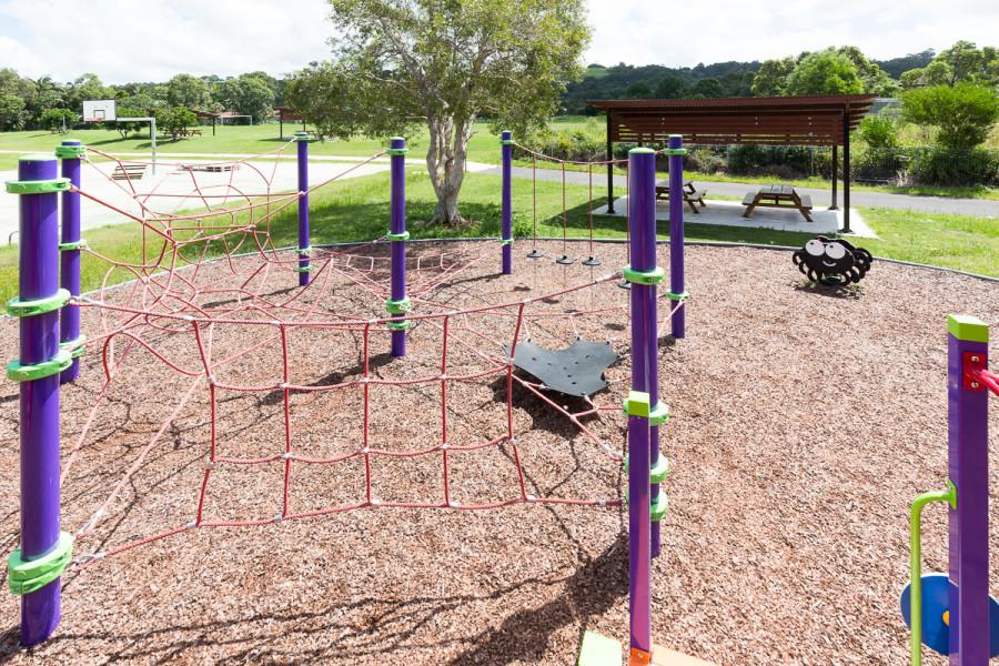 Beech Drive Sportsfields - Large Playground