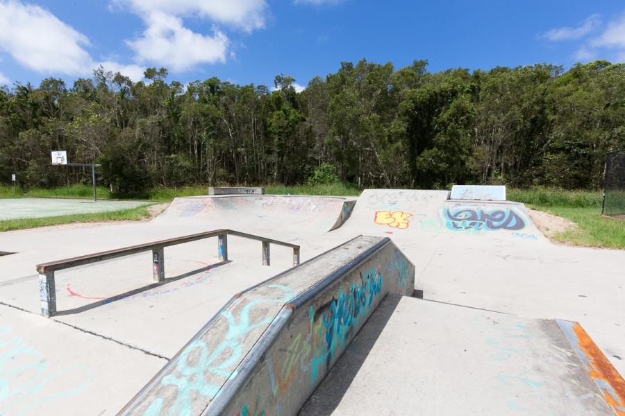 Suffolk Park Skatepark (Byron Bay NSW)