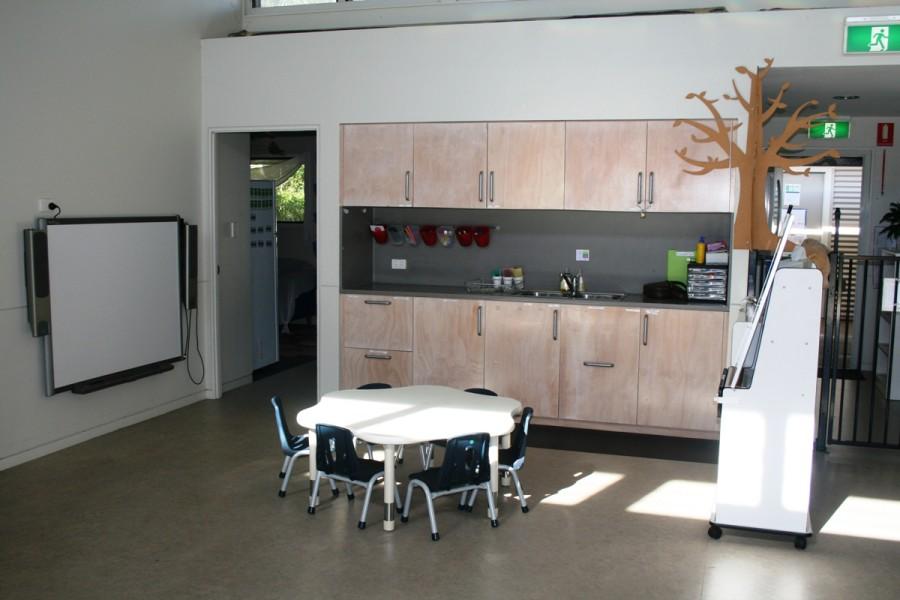 Suffolk Park Community Playgroup - kitchen