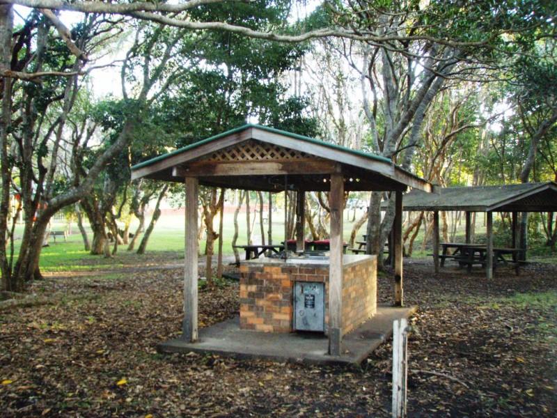 Gaggin Park Barbecue