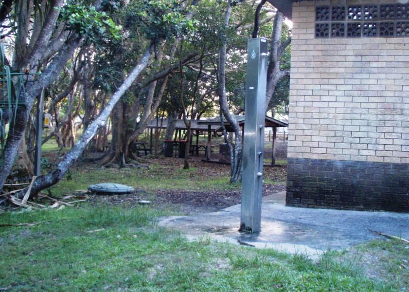 Gaggin Park Amenities Block