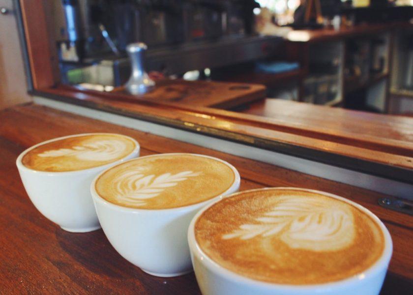 Summerland House Farm - Coffee!