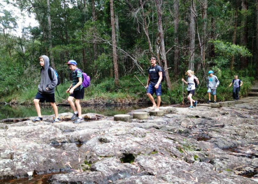 The Uncle Project Byron Bay - Trekking Fun