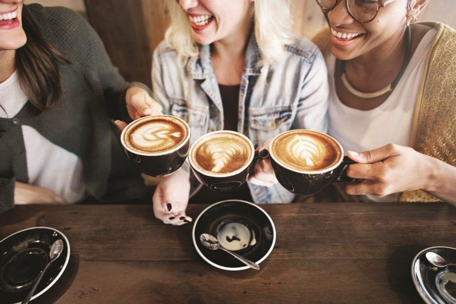 Ballina Fair Shopping Centre - coffee with friends