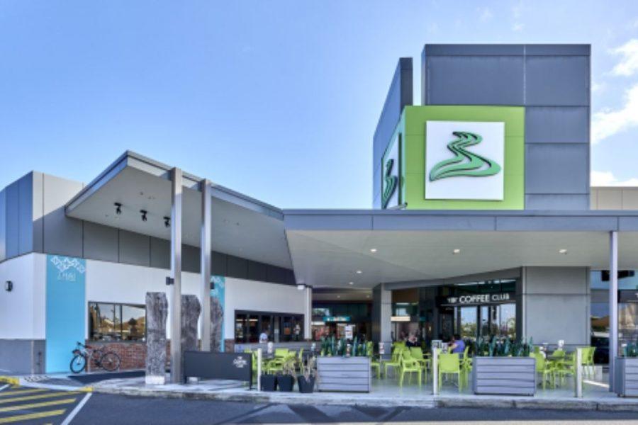 Ballina Fair Shopping Centre - exterior